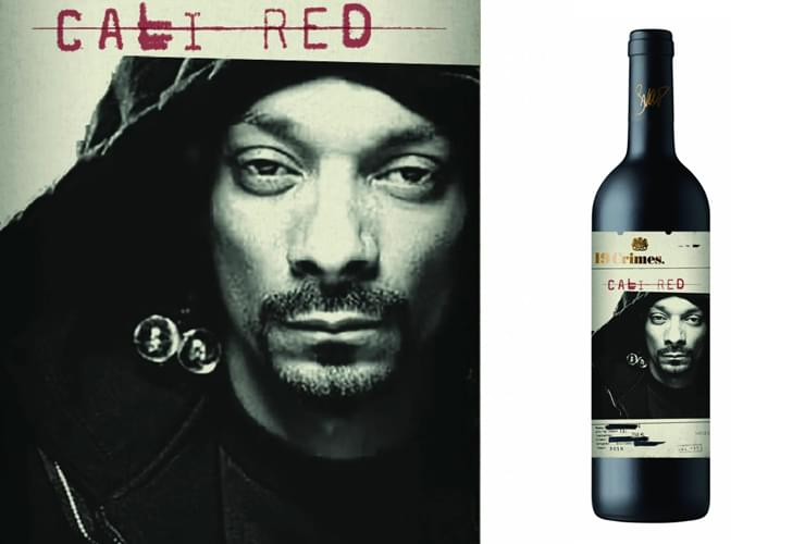 Snoop Dogg 19 Crimes Bottle