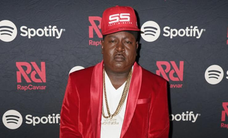 Footage of Trick Daddy's Arrest Surfaces
