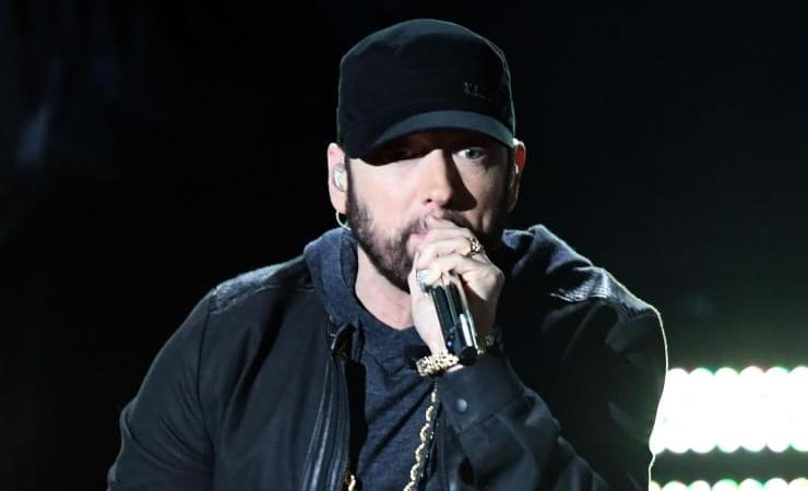 Eminem Is Donating More Exclusive Items For COVID-19 Relief