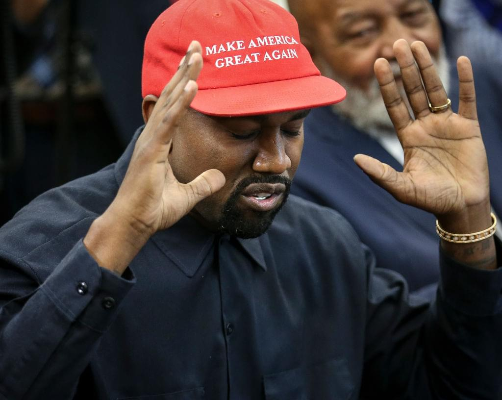 Kanye West No Longer Supports Donald Trump, Suffered COVID-19 + Talks 2020 Presidential Campaign With Forbes