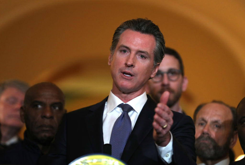 Gov. Gavin Newsom Orders Statewide Closure Of Indoor Operations For Gyms, Restaurants, Churches