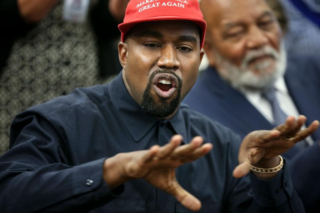 Kanye West Reportedly Dropped Out Of Presidential Race But Filed New Paperwork With FEC