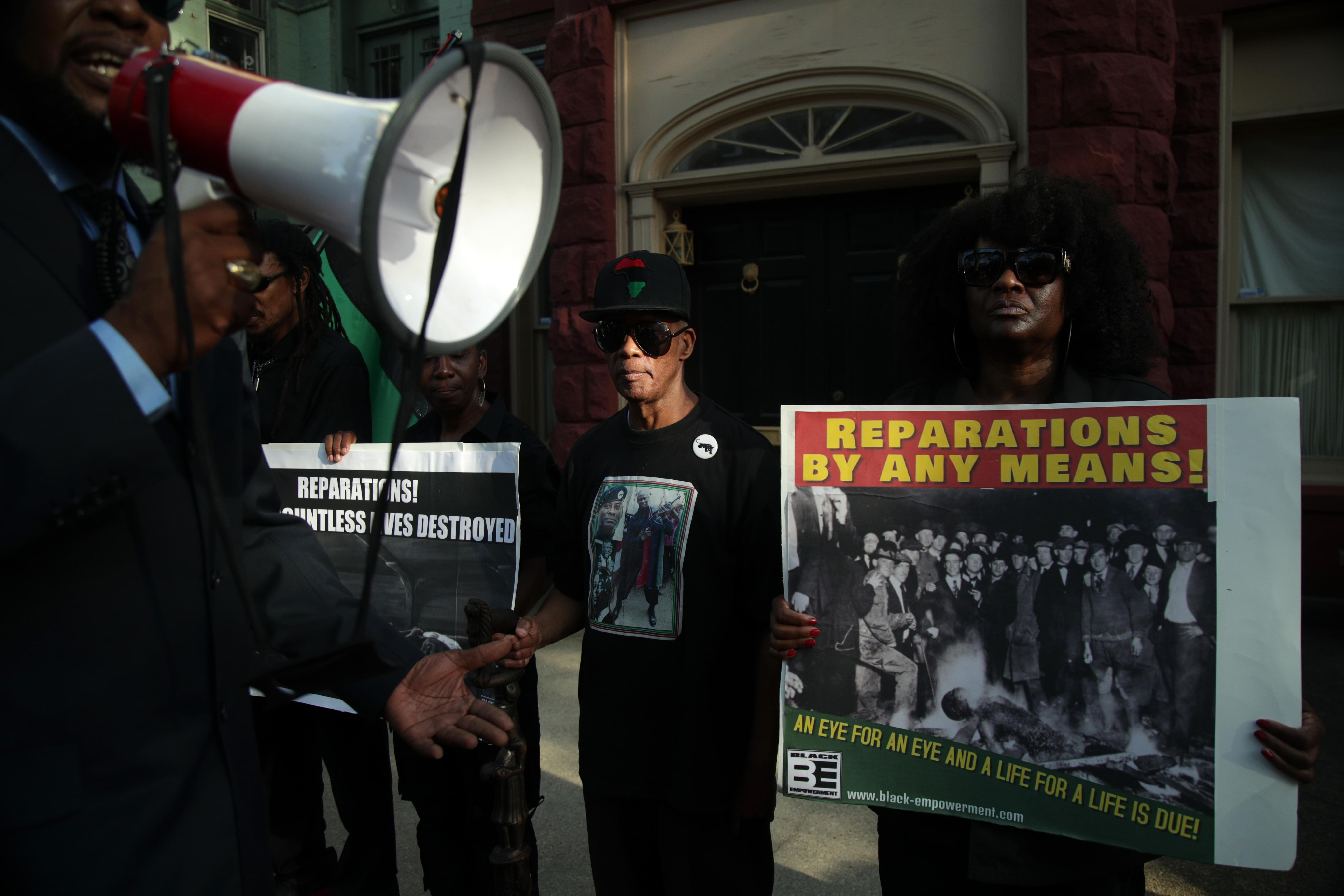 North Carolina City Of Asheville Voted To Approve Reparations For Black Residents