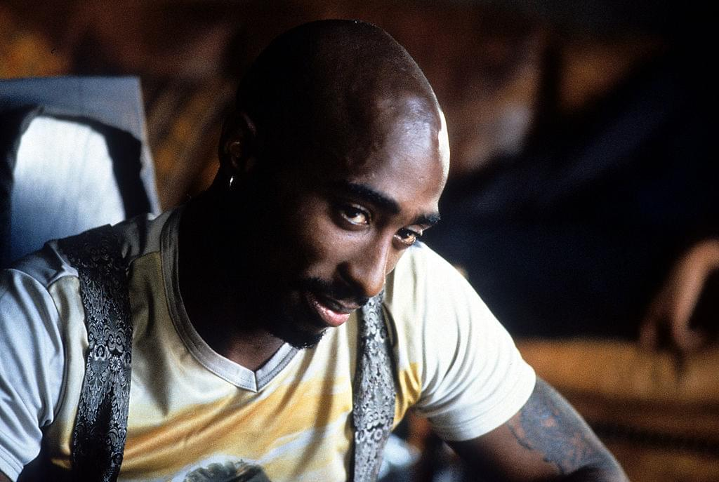 """2pac's Handwritten """"To Live In Die In L.A."""" Lyrics & A Kanye West Hand Drawn Nude Sketch Up For Auction"""