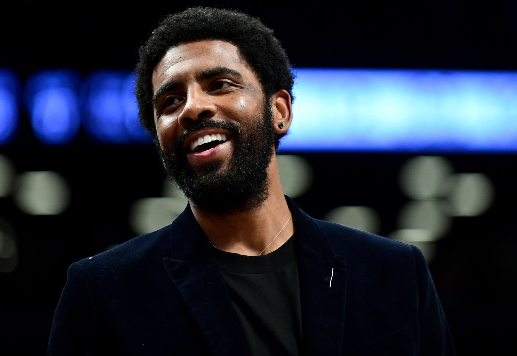 Kyrie Irving Starts $1.5 Million Fund To Assist WNBA Players Who Are Sitting Out Season
