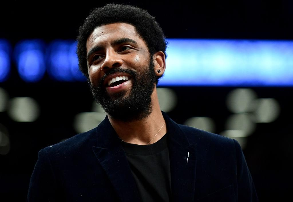 Kyrie Irving Creates $1.5 Million Fund To Assist WNBA Players Who Are Sitting Out Season
