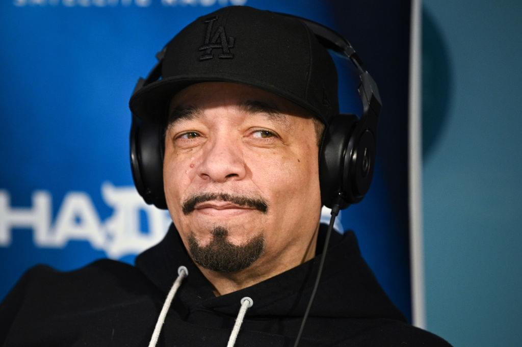 Ice-T Opens Up About His Family's Close Call With Coronavirus Complications