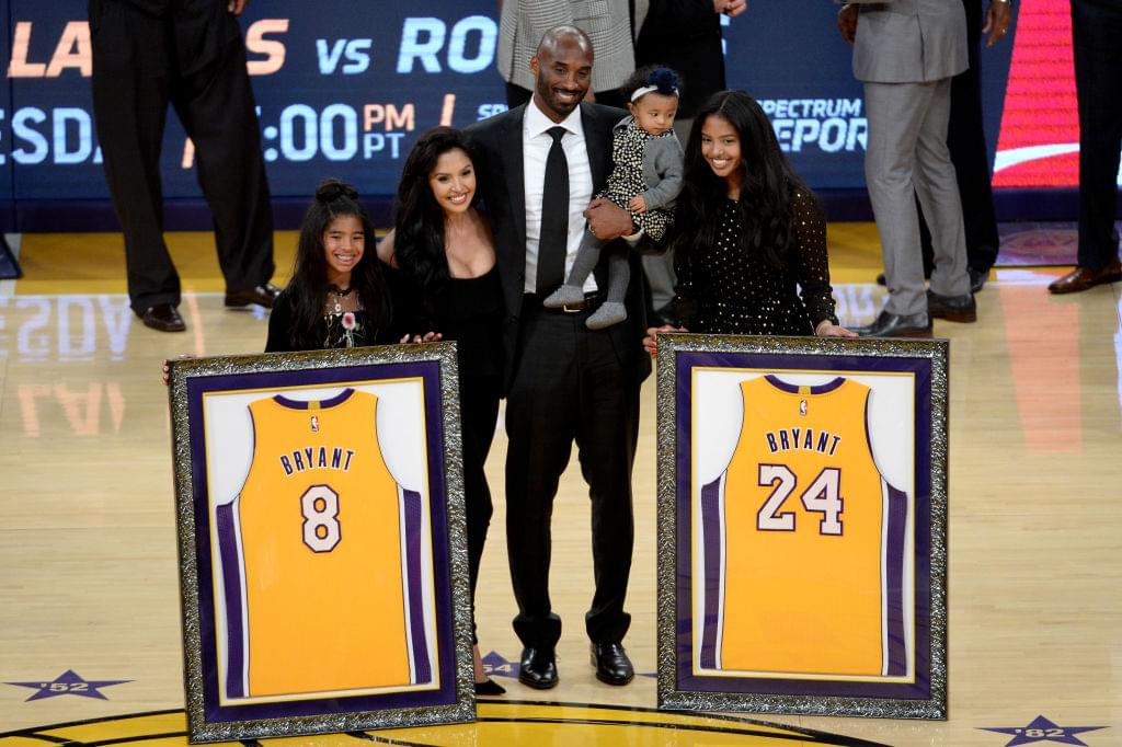 Orange County Supervisors Officially Declare 8/24 Kobe Bryant Day