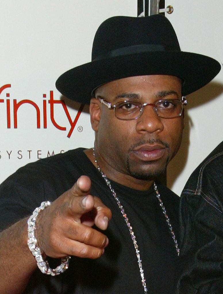 Two Arrested For 2002 Murder Of Run-DMC's Jam Master Jay
