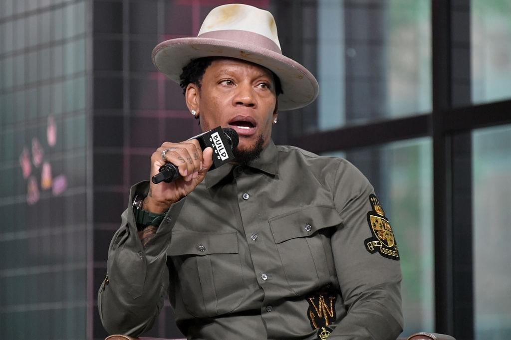 """D.L. Hughley Slams Kanye West & Details Why He Thinks Kanye Is """"The Worst F**king Kind Of Human Being"""""""