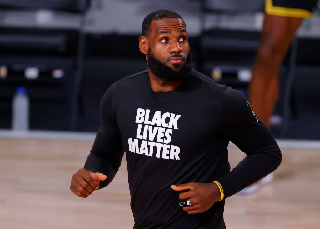 LeBron James Launches Multimillion-Dollar Effort To Recruit Poll Workers In Black Communities Ahead Of 2020 Election