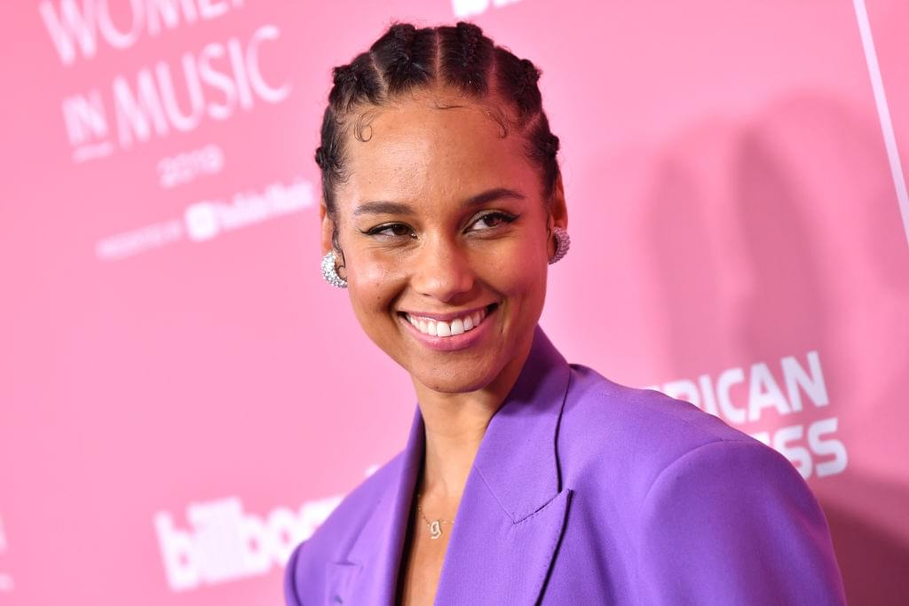 Alicia Keys Partners With NFL To Launch $1 Billion Fund For Black-Owned Business