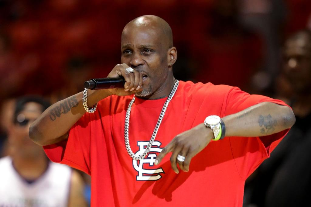 DMX Becomes Emotional While Opening Up About Having Multiple Personalities