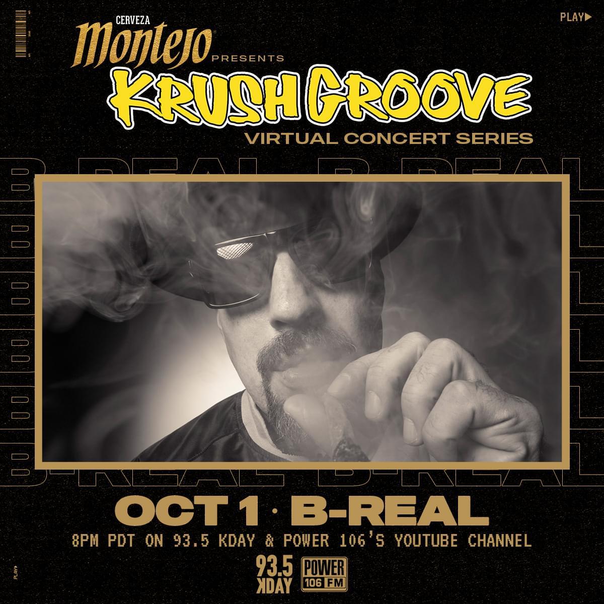 Krush Groove Virtual Concert Series