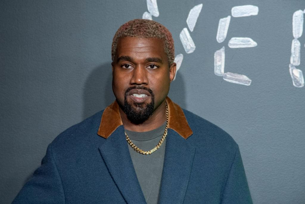 Kanye West Appears On CA Ballot As Vice-Presidential Candidate