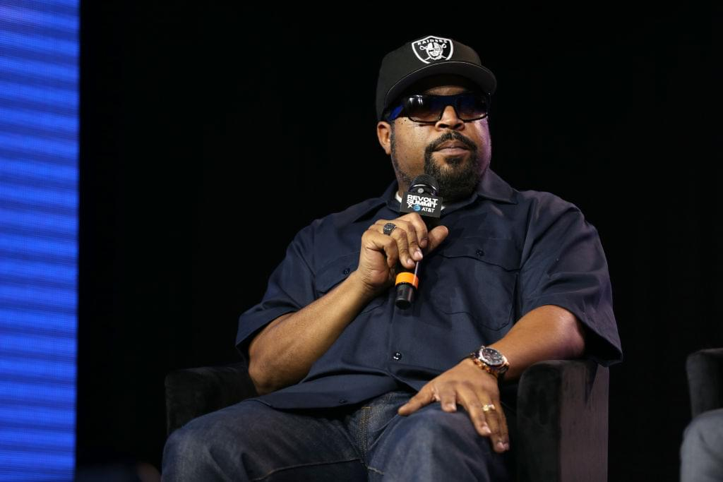 Ice Cube Explains Why He Declined Zoom Call With VP Candidate Kamala Harris