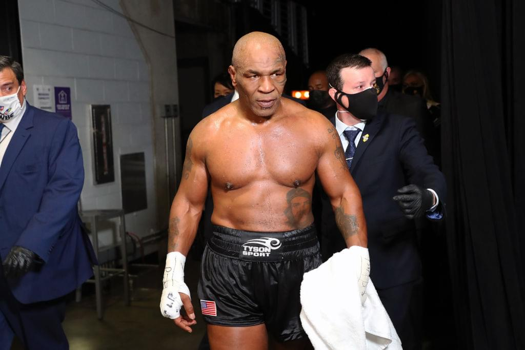 Mike Tyson Admits To Still Having Guilt Over 2Pac's Death