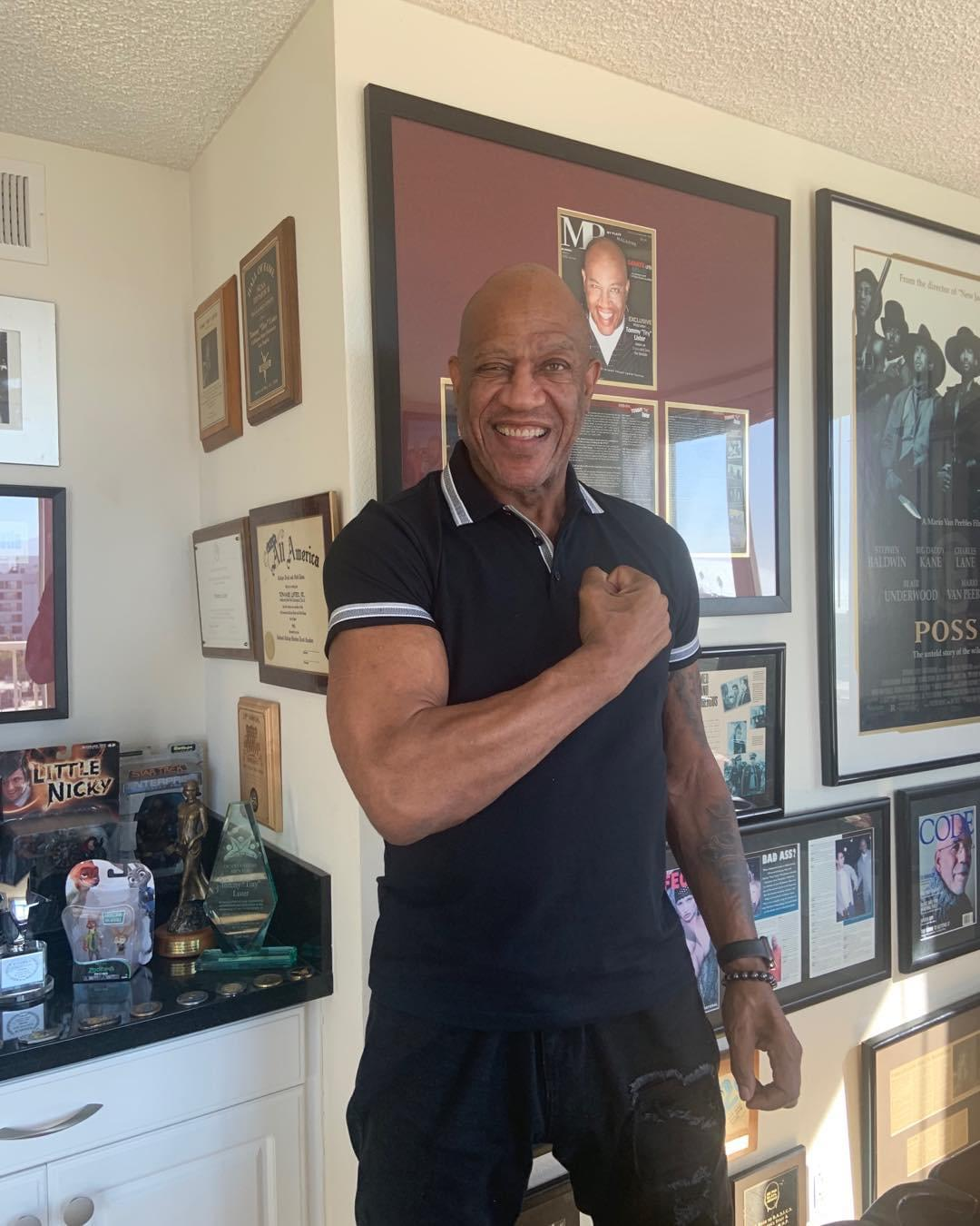 "The Late Tommy ""Tiny"" Lister Legally Changed Named To Pay Homage To 'Friday' Character"