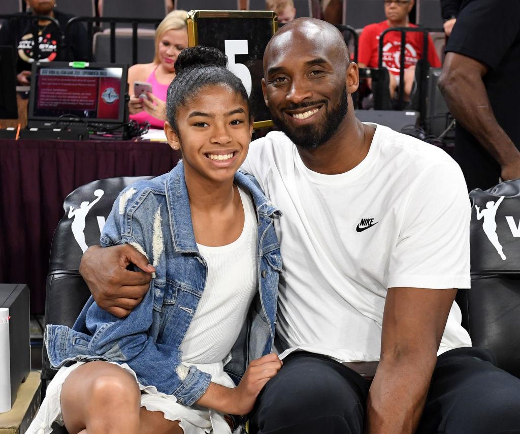 "Kobe Bryant's Estate Files Application To Trademark ""Mamba & Mama""bacita"