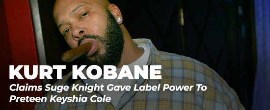 Former Death Row Records Producer Claims Suge Knight Gave Label Power To Preteen Keyshia Cole