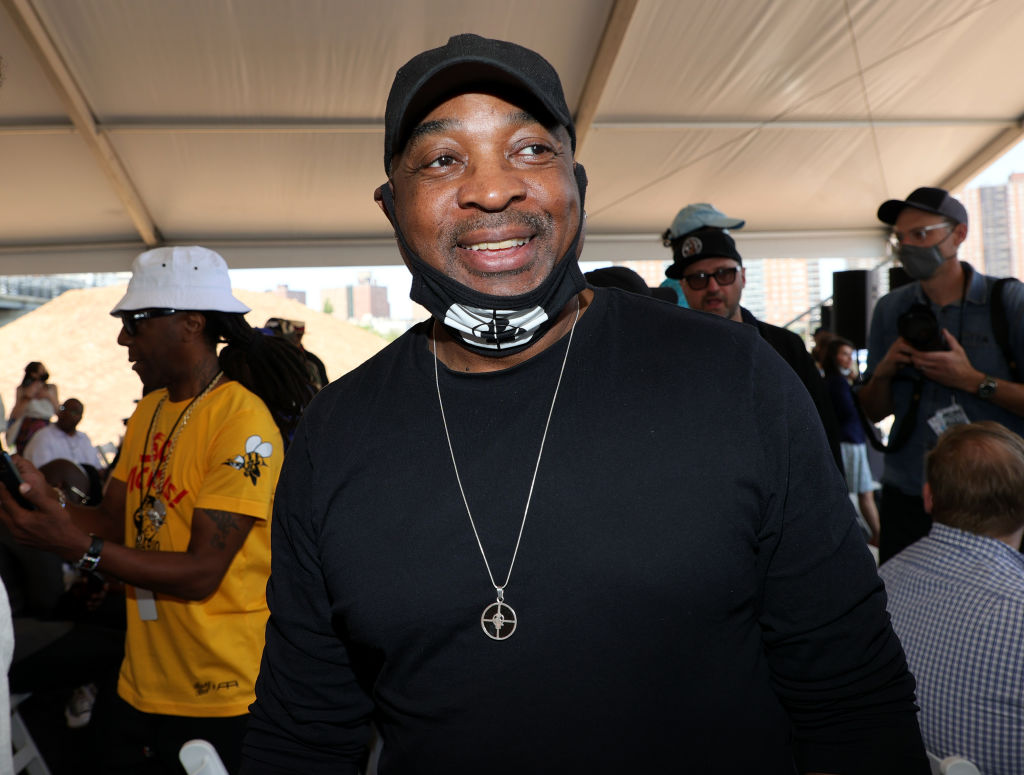 Chuck D Hints At Squashing Beef With Flavor Flav & Moving Forward With Public Enemy