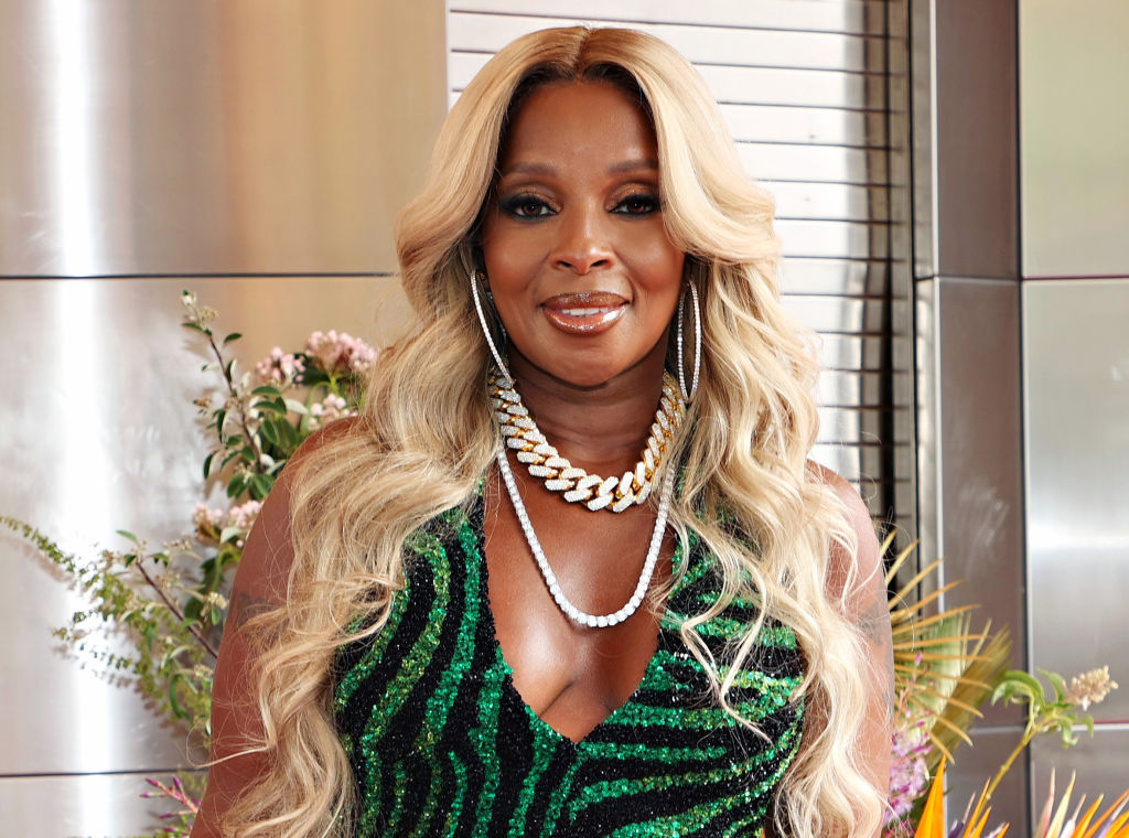 Mary J. Blige Details Her Darkest Times During 'My Life' Album With New Amazon Documentary