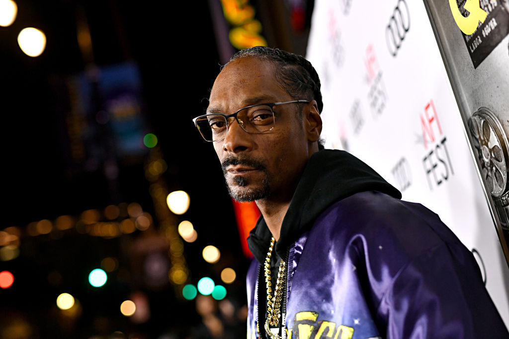 Snoop Dogg Celebrates New Position As Def Jam Recordings' Executive Creative and Strategic Consultant