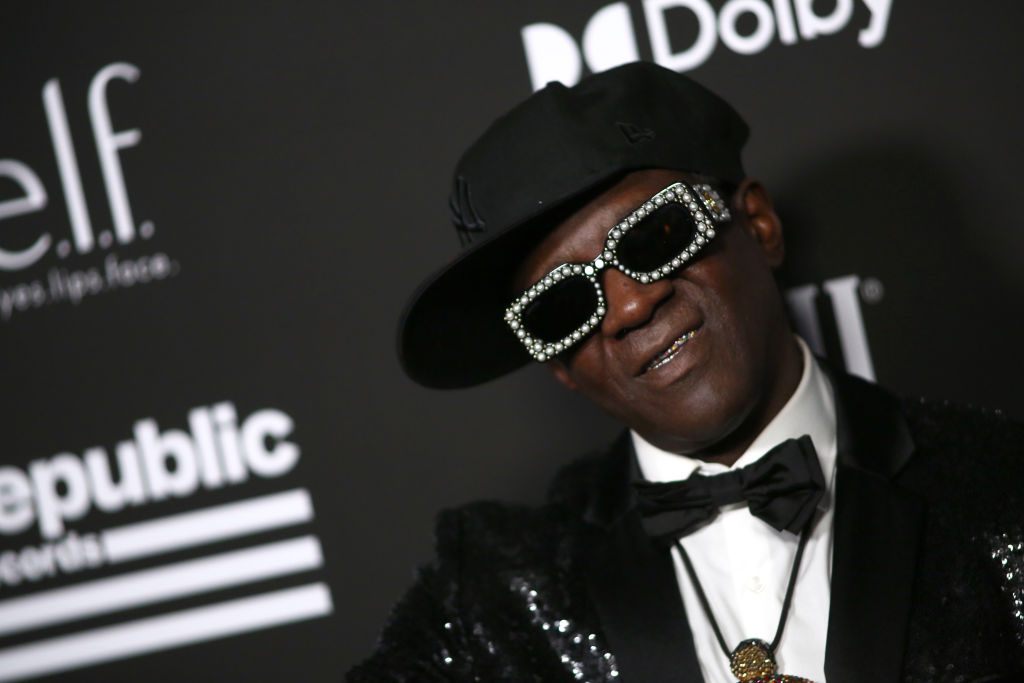 Flavor Flav Reveals He's Featured On Dr. Dre's Upcoming Album