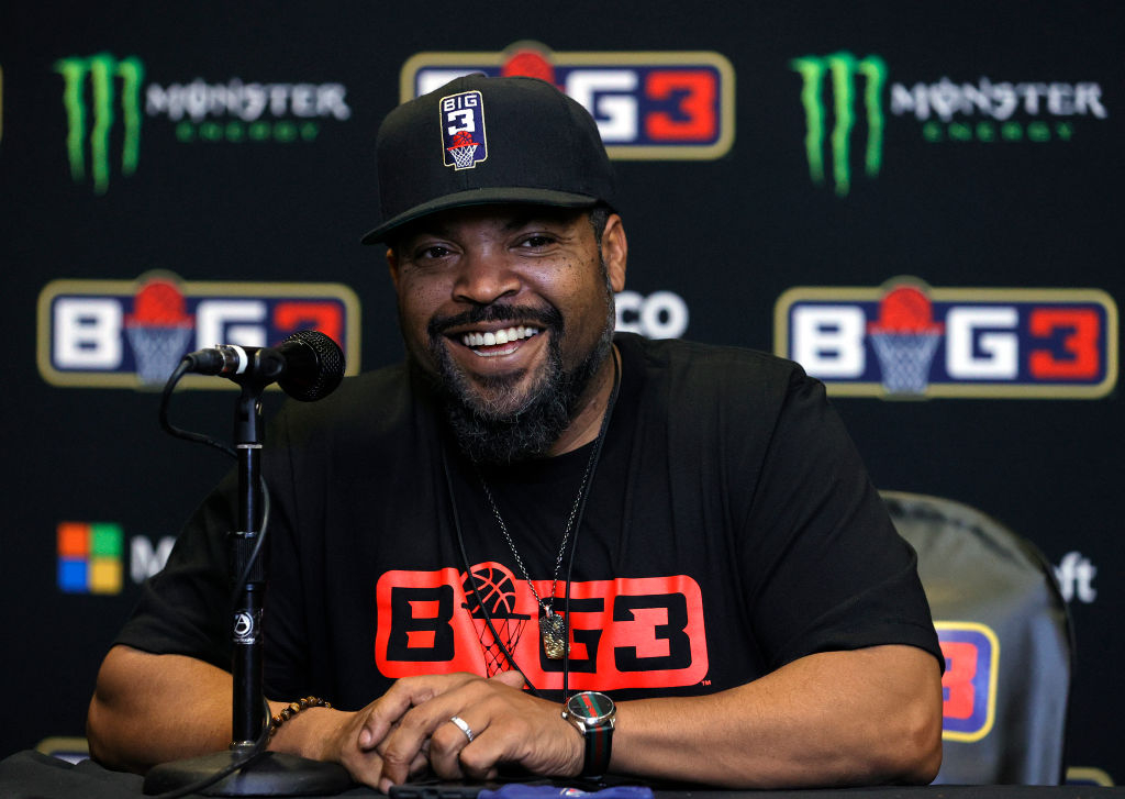 Ice Cube Recalls Cannes Audience Reaction To 'Boyz N The Hood' + Why Early Typecasting Inspired Him To Write 'Friday'
