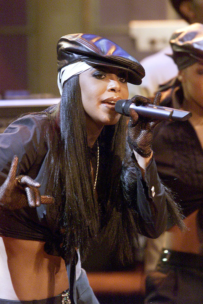 Aaliyah's 'One In A Million' Hits New Billboard Milestone Following Streaming Release