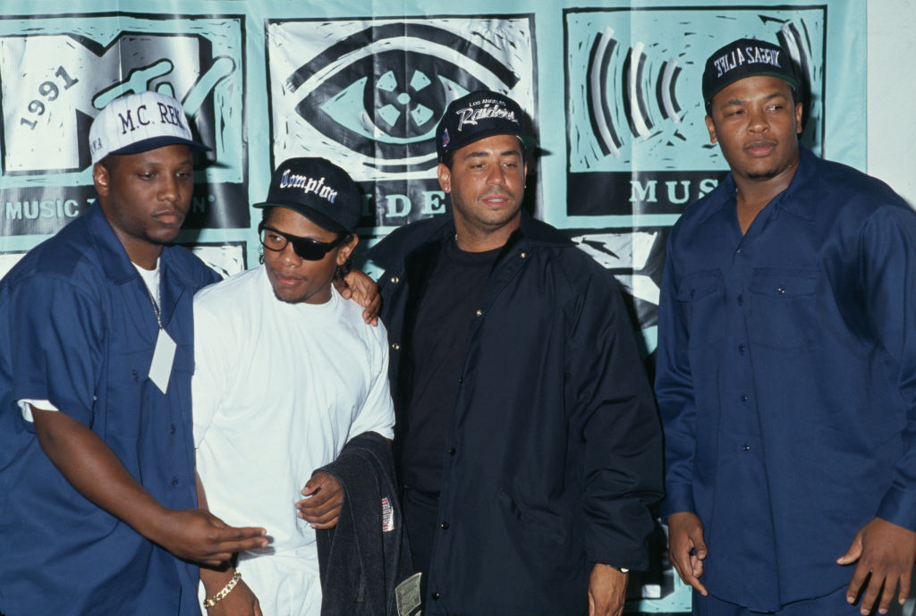 Eazy-E's Daughter Hopes For Tribute To Her Late Father During Super Bowl Halftime Show
