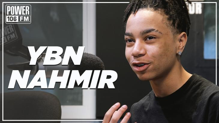YBN Nahmir On Recording With His Xbox Headset, Signing to Atlantic Records & More!