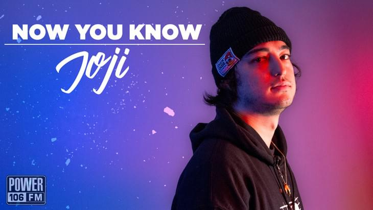 #NowYouKnow: Joji On Going Viral On YouTube, Being A Part Of 88Rising & More