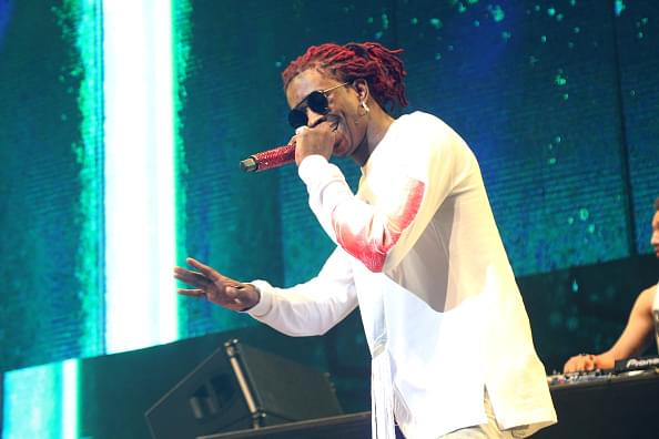 Young Thug Kicks Off His Tour With A Donation To Planned Parenthood