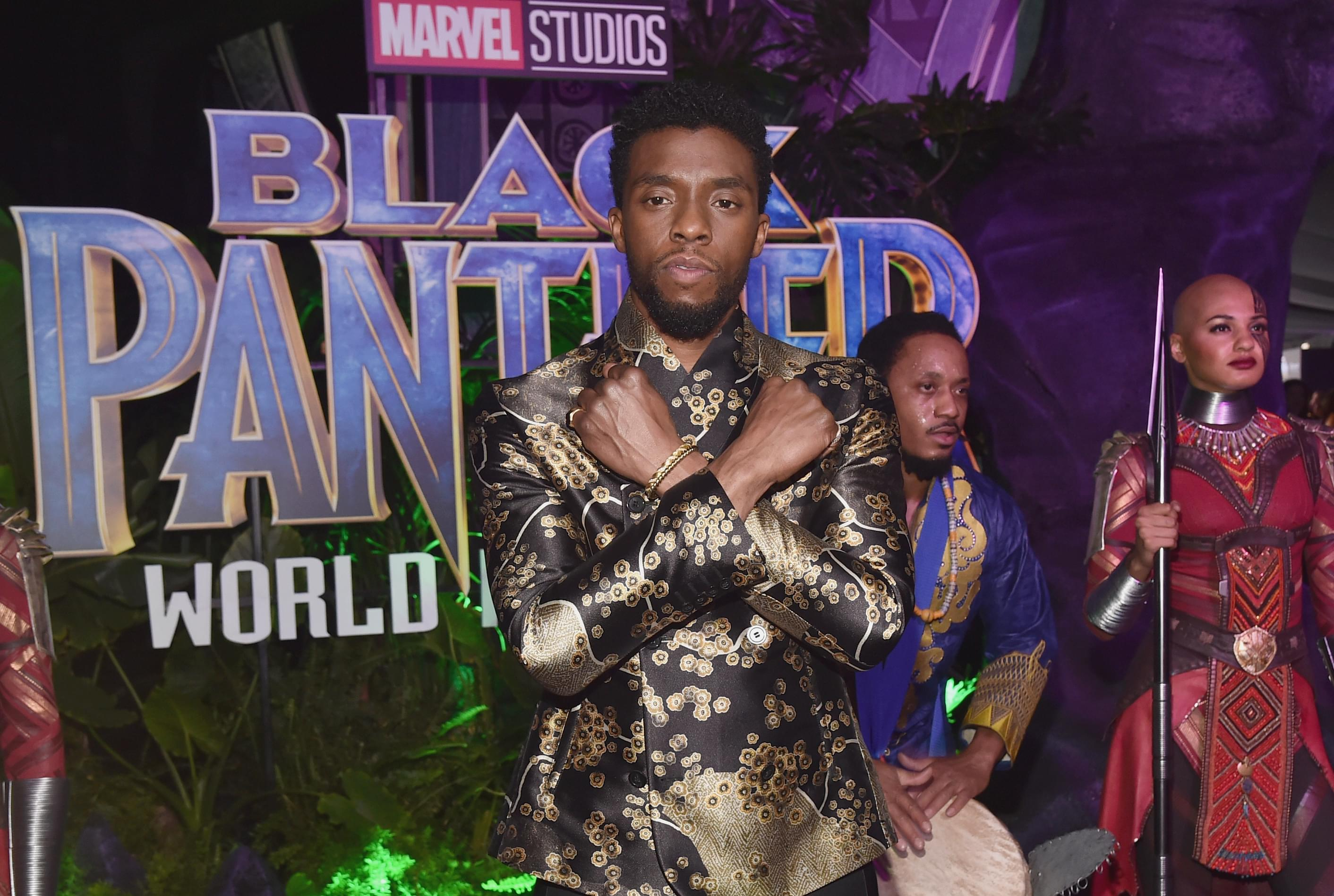 Black Panther Among Two Other Movies Soundtracks On Billboard Top 200