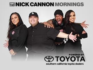 Nick Cannon Mornings