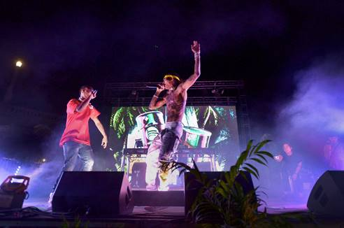 Rae Sremmurd & Spotify Throw 'SR3MM' End Of World Party