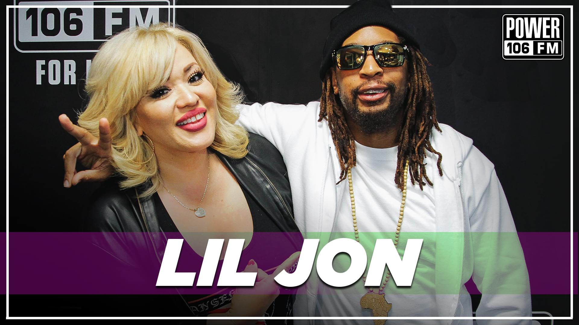 """Lil Jon Describes """"The Trump He Knew,"""" Favorite Studio Moment With Ice Cube & More!"""