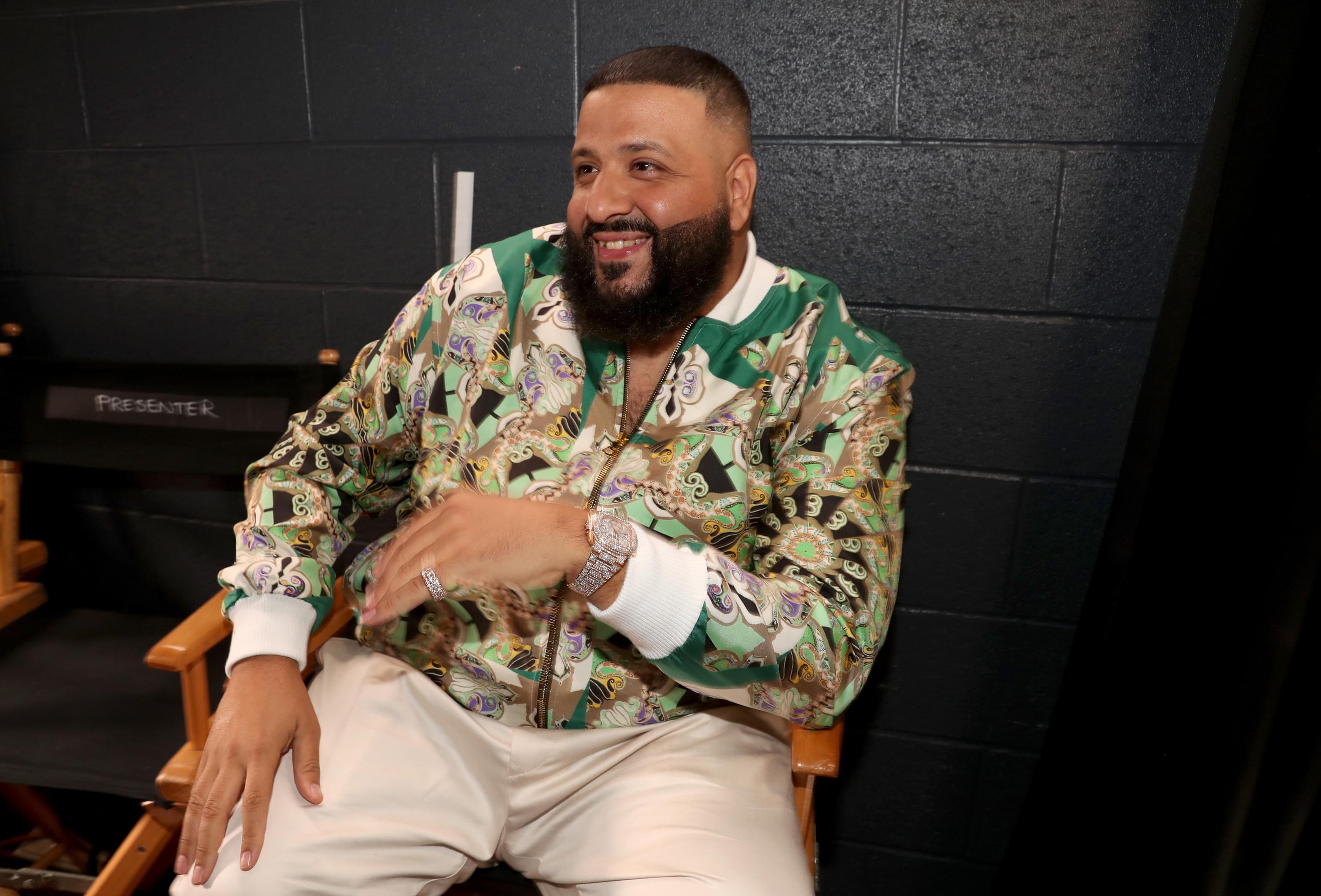 "DJ Khaled's ""I'm The One"" Hits One Billion Views On YouTube"