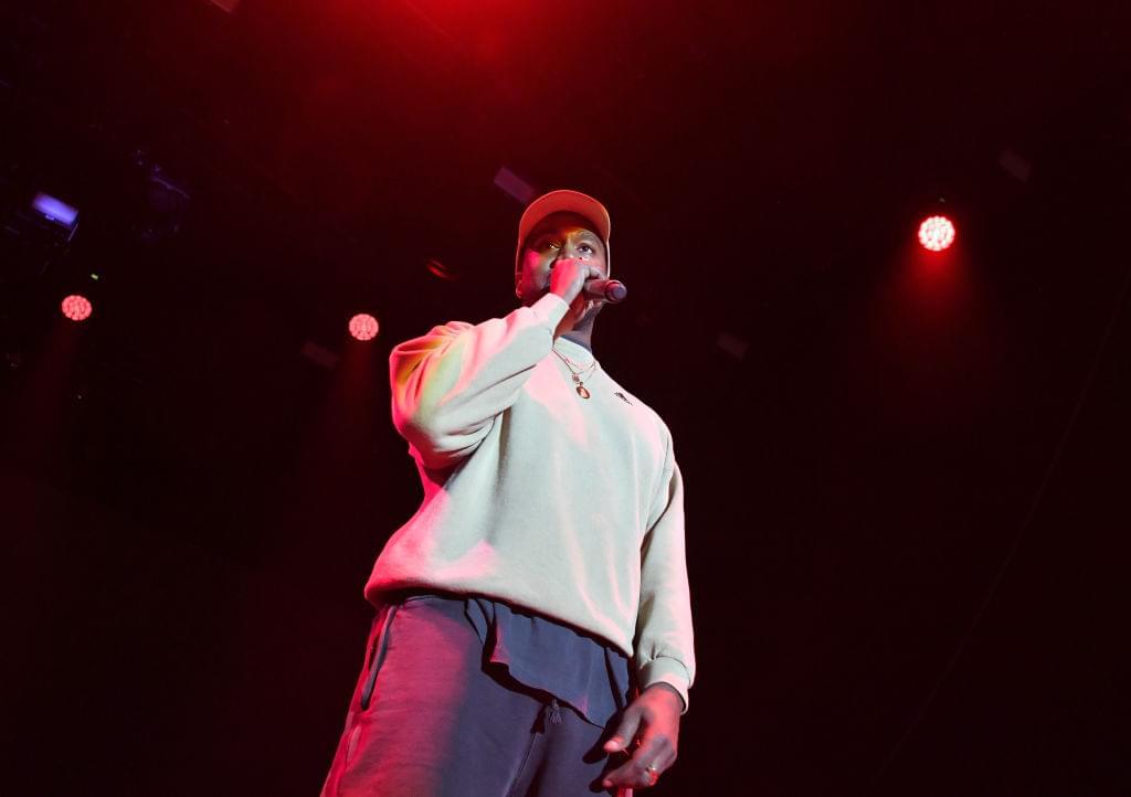 """Kanye West's New Album """"Ye"""" Hits 100 Million Streams On Spotify"""