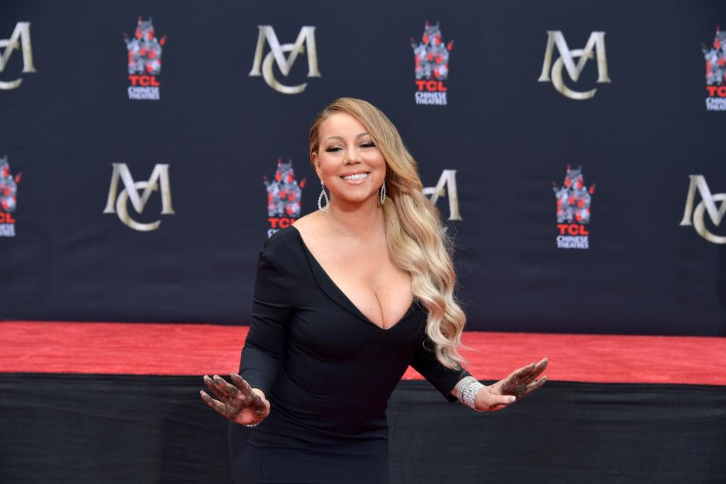 Mariah Carey Helps Her Backup Dancer Get Engaged