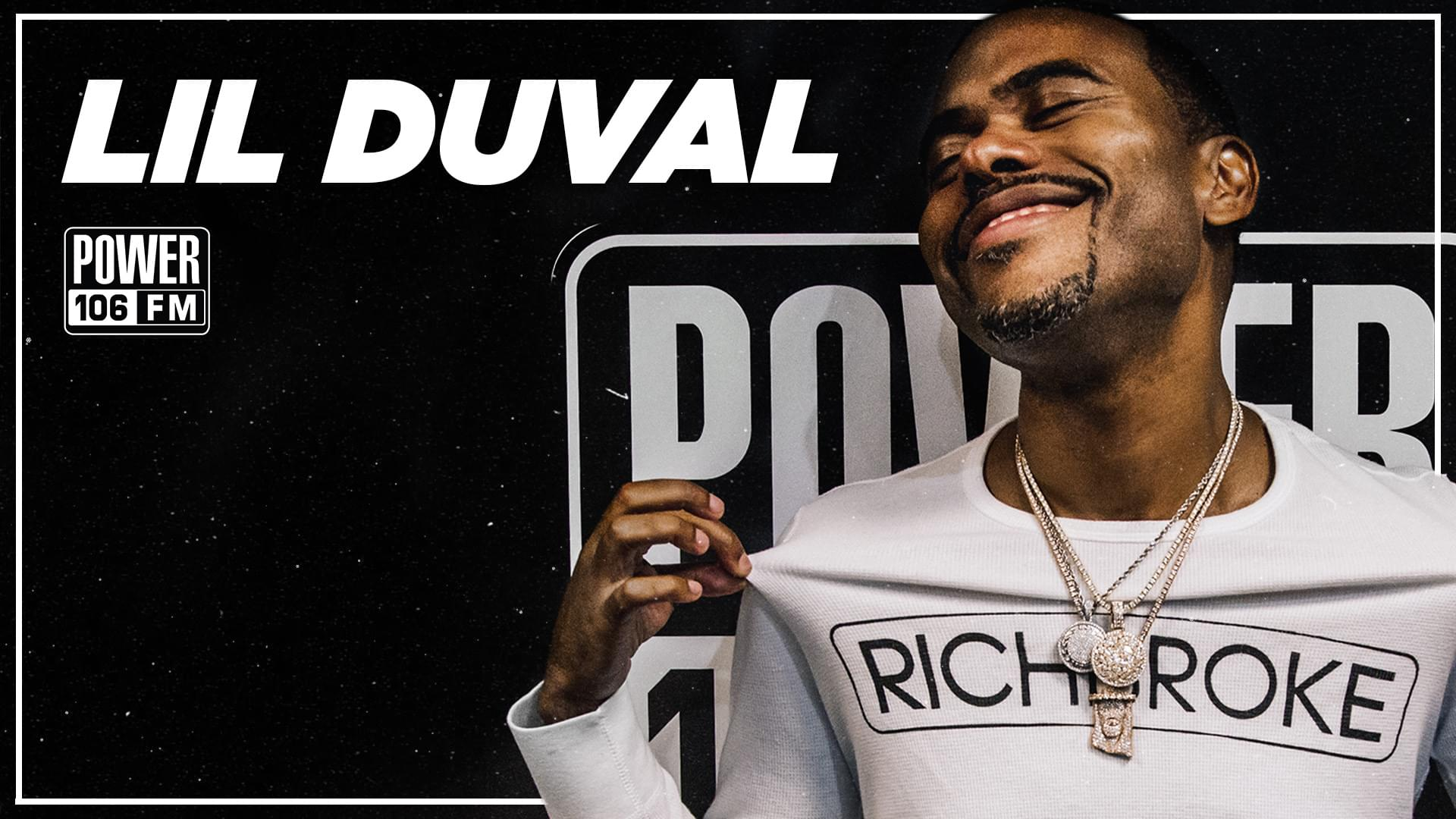 """Lil Duval Talks """"Smile"""" Viral Challenge, Smoking With Snoop Dogg, & Current Net Worth [WATCH]"""