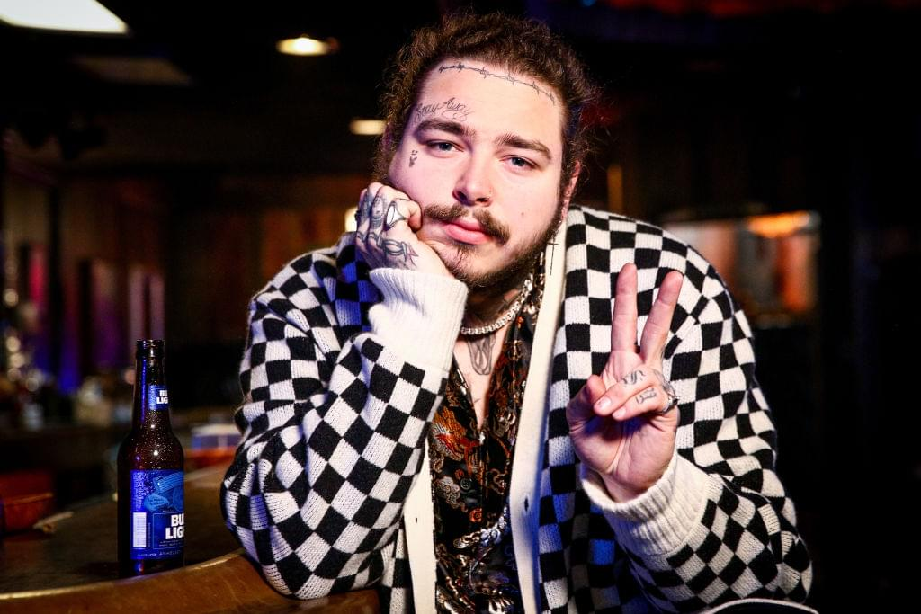 """Post Malone's """"Hollywood's Bleeding"""" Scores Him His Second No. 1 Album"""