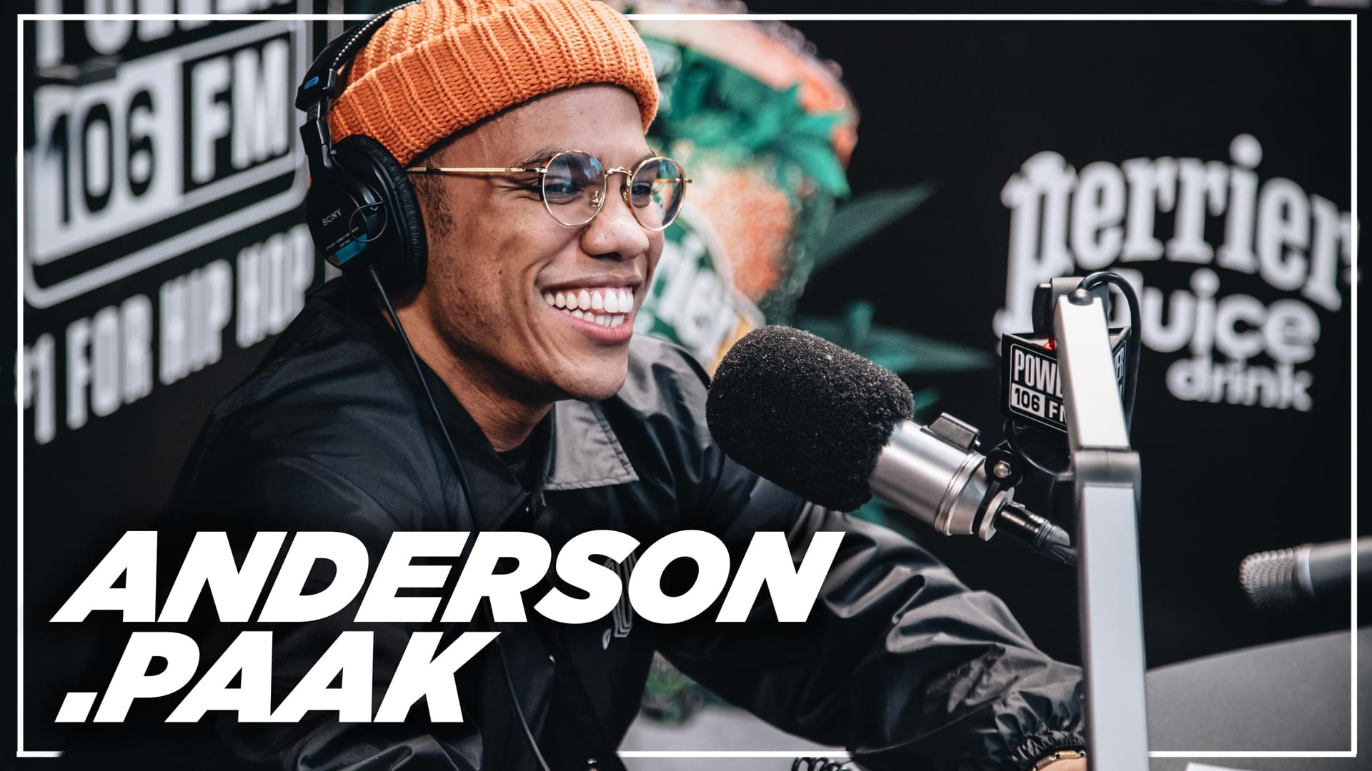 Anderson .Paak On 'Oxnard' Album, Mac Miller Tribute Concert, Working With Dr. Dre