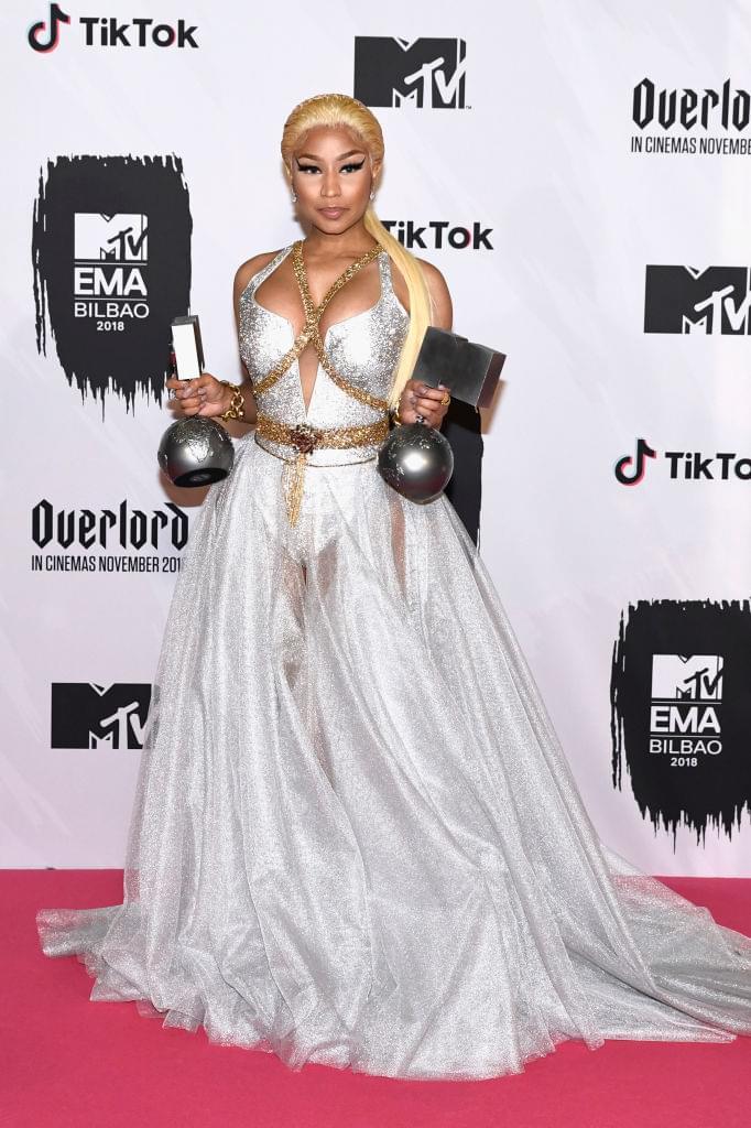 Nicki Minaj: First Female Rapper With 100 Entires on Billboard Top 100