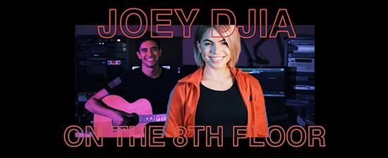 "Joey Djia Performs ""Words Fall"" LIVE 