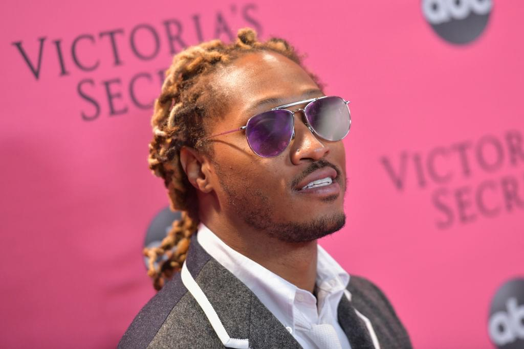 Thanksgiving Couldn't Stop Future From Being Petty On His IG Story