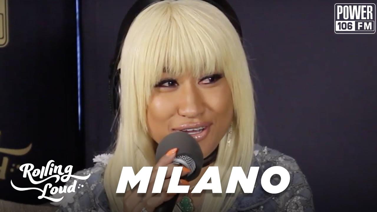 Milano Discusses Wardrobe Malfunction + Names Lil Wayne Hip Hop Icon