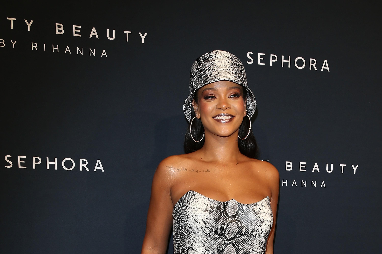 Rihanna Gets DJ Khaled, Big Sean & Migos To Perform At Savage X Fenty Lingerie Fashion Show