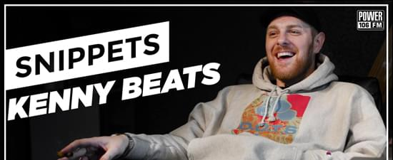Kenny Beats On Recording w/ Rico Nasty, NBA Youngboy, 03 Greedo & Ski Mask The Slump God
